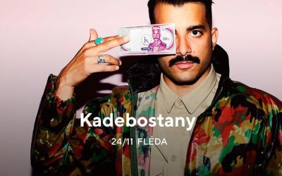 Elektro-popová delegace z Kadebostánu na Flédě