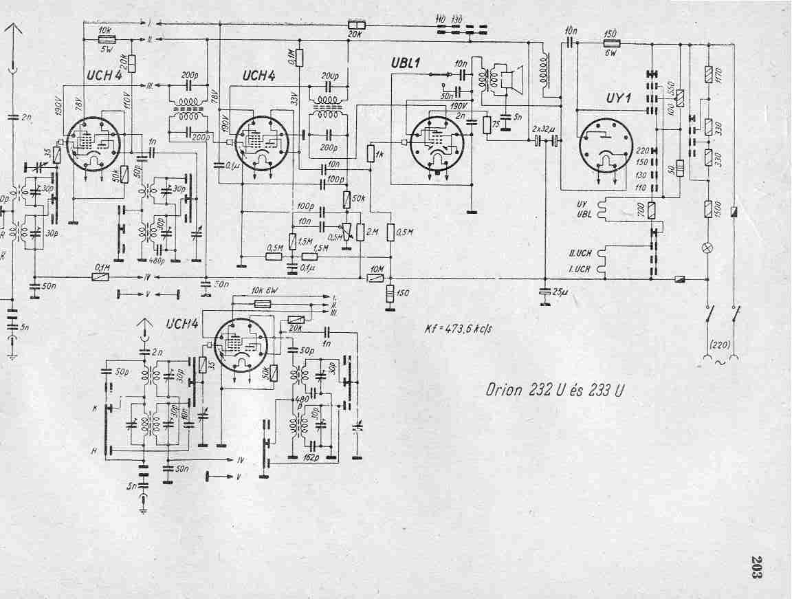 Free Service Manuals Vintage Valve Radio Circuits