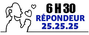 Répondeur radio1 6h30