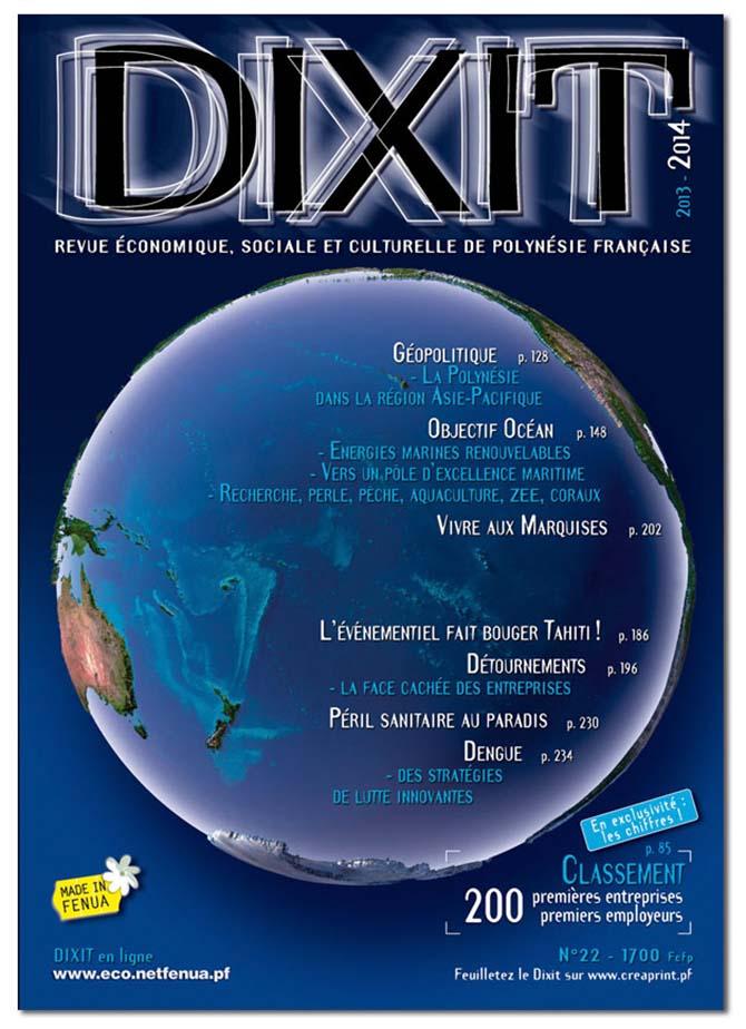 Couverture du Dixit 2014