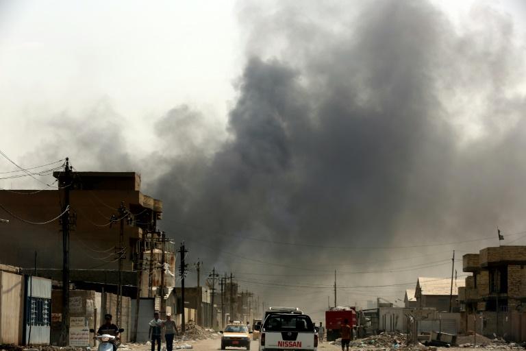 Deux explosions avaient ensanglanté la ville de Bagdad le 2 septembre 2016. © AFP