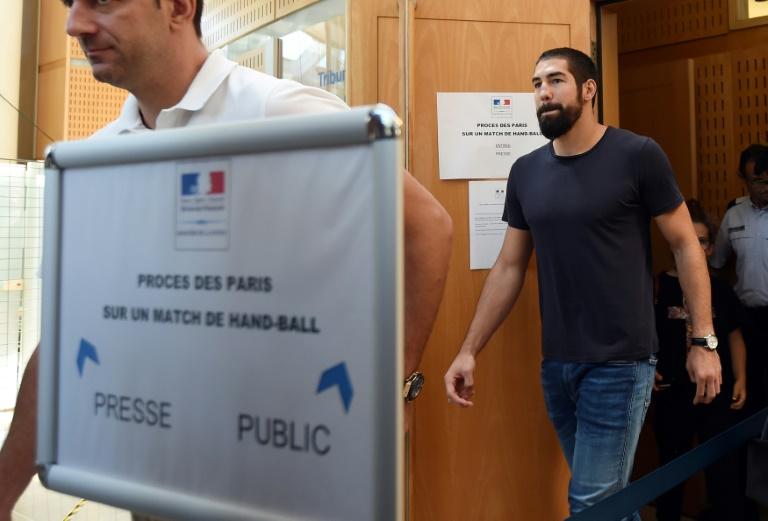 f8eb92c8b6529 Paris du hand: début du procès en appel de Nikola Karabatic | Radio1 ...