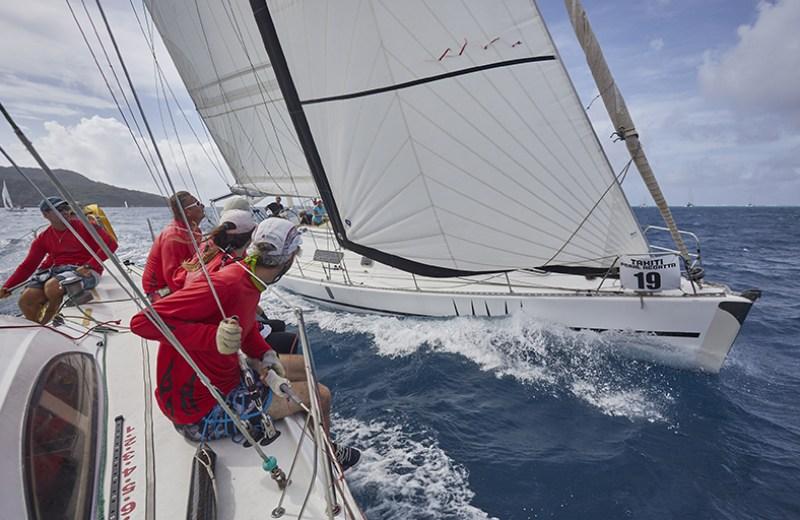 Bord à bord © Bertrad Duquenne
