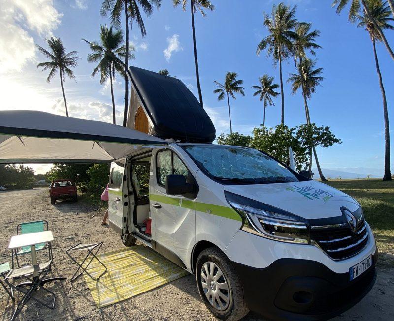 Van Away