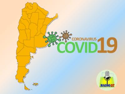 Coronavirus: 35.017 nuevos casos y 587 muertes en las últimas 24 horas. Las víctimas suman 79.320 personas