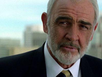 A los 90 años, murió Sean Connery