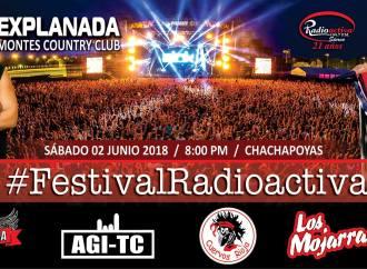 FESTIVAL RADIOACTIVA 2018 – II EDICIÓN