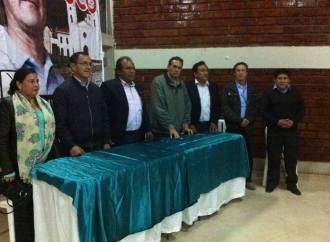 MOVIMIENTO REGIONAL UNIDOS AL CAMPO PRESENTÓ A SUS PRE CANDIDATOS PARA LAS ELECCIONES MUNICIPALES Y REGIONALES