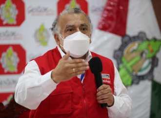 Ministro Gonzáles visita Chachapoyas con alentadoras noticias para la región
