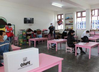 ODPE Chachapoyas: Segunda jornada de capacitación realizada con éxito