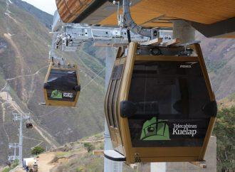 2500 visitantes hicieron uso de telecabinas Kuelap el último fin de semana largo