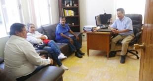 Agradece Secretario General Humberto Gutiérrez a Empresa Mareden Donación de Sardina