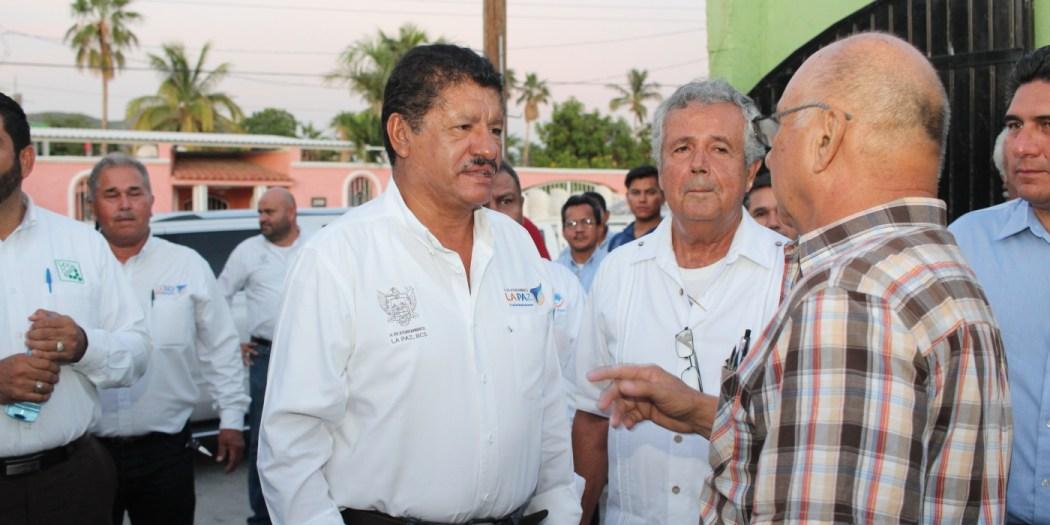 La participación ciudadana es siempre necesaria, Alcalde de La Paz