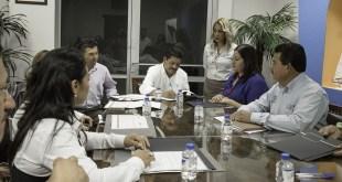 Ayuntamiento de La Paz firma convenio con CECATI Y BRIGADA 55
