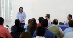 Imparten cursos en temas de salud emocional para trabajadores del Ayuntamiento de La Paz
