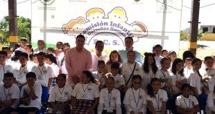 Rinde protesta 12 nuevas Comisiones Infantiles de Derechos Humanos de Los Cabos