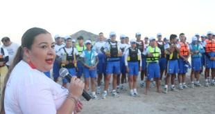 Presentó IMD avances deportivos en La Paz