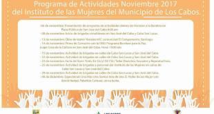 CONMEMORA IMMLC DÍA INTERNACIONAL DE LA NO VIOLENCIA CONTRA LAS MUJERES