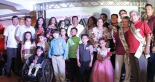 Presentan a los aspirantes de la Corte del Carnaval La Paz 2018