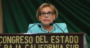 Solicita Diputada Guadalupe Rojas que se apruebe iniciativa para tipificar el Feminicidio en BCS