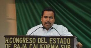 """""""En Baja California Sur sí se encuentra tipificado el Feminicidio"""". Dip. Alfredo Zamora"""