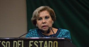 Presidenta La Diputada Guadalupe Rojas iniciativa de la Ley del Primer Empleo para BCS