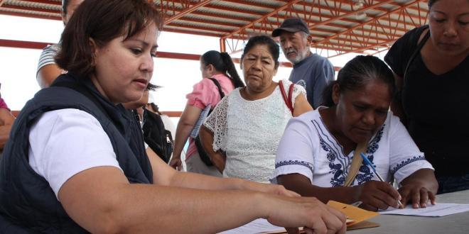 CONTINÚA SEDESO IMPULSANDO LA ALIMENTACIÓN DE SECTORES VULNERABLES