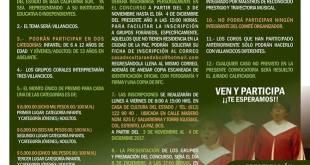 Concurso de Villancicos 2017