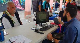 Participa OOMSAPAS en Feria de la Salud del XV Ayuntamiento de La Paz