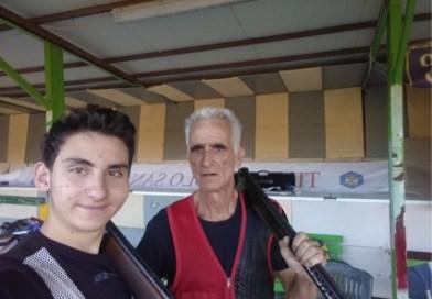 Tiro al volo, venerdì a Crotone campionato nazionale giovanile. C'è anche Antonio Algieri.