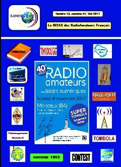 La Revue Radioamateurs France RAF 13-Semaine 41-2017