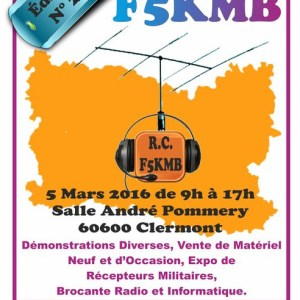 Salon Radio F5KMB 60