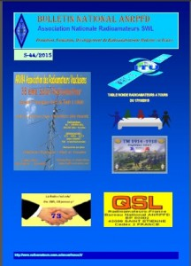 Bulletin National Hebdo ANRPFD S44-30102015