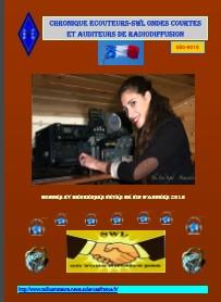 Chronique Ecoteurs SWL OC et Auditeurs de Radiodiffusion S50-09122015