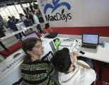 MacDays Pordenone 2013 013 154x120 Visita Scolastica a Fiera del Radioamatore Hi Fi Car di Pordenone