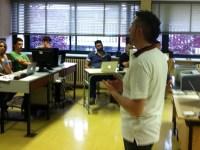 gabriele gobbo corso ios macdays 200x150 TechDay alla fiera di Pordenone