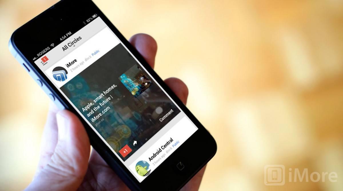 google plus imore hero 1200x667 Il programma di iOS Bootcamp