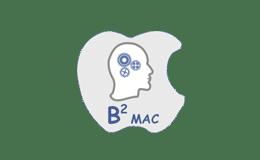 partner logo b2mac B2Mac allAppDays con un una mostra di Mac storici e talk