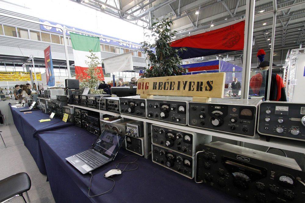 radioamatore pr 2 50 anni di Fiera del Radioamatore!
