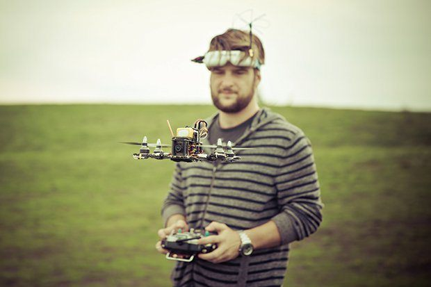 m44 DroneCompetitions Pilots 1 Ritornano i droni alla Fiera del Radioamatore, 23/24 aprile 2016