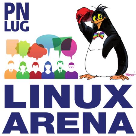 450px Linux arena800 Linux Arena alla fiera di Pordenone