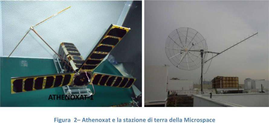 Fig 2 890x407 Conferenza: I nanosatelliti POPSAT e ATHENOXAT: attività HAM e Osservazione Terrestre