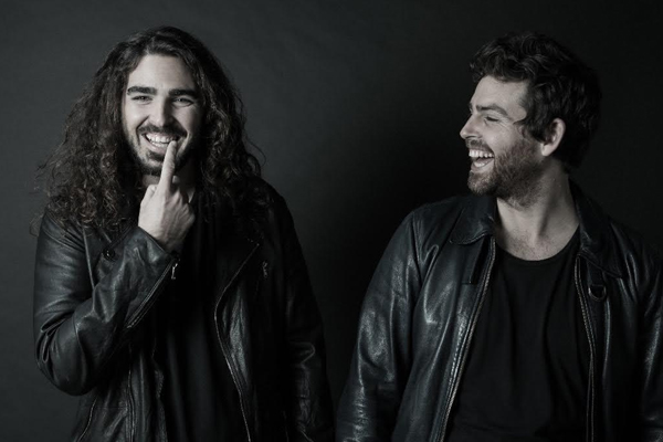 MAMBO BROTHERS DELIVER RUMBLING NEW TRIBAL TRACK: 'CONTROL' ile ilgili görsel sonucu