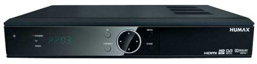 Humax Hd Fox T2 High Definition Freeview Box Radio Telly Uk