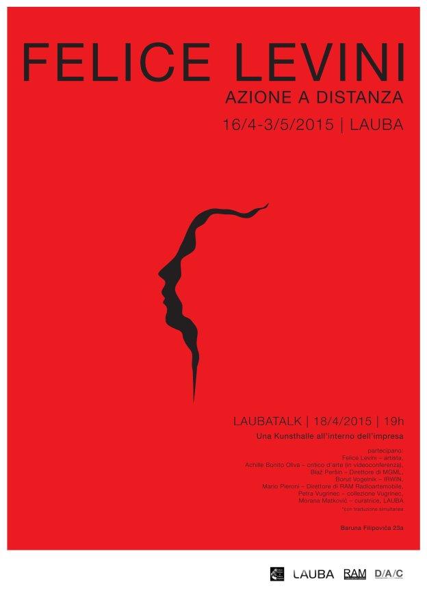 Invitation to Levini Azione a distanza