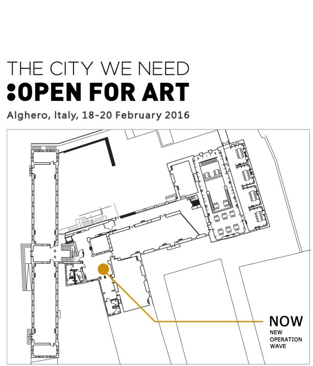 the city we need invitation
