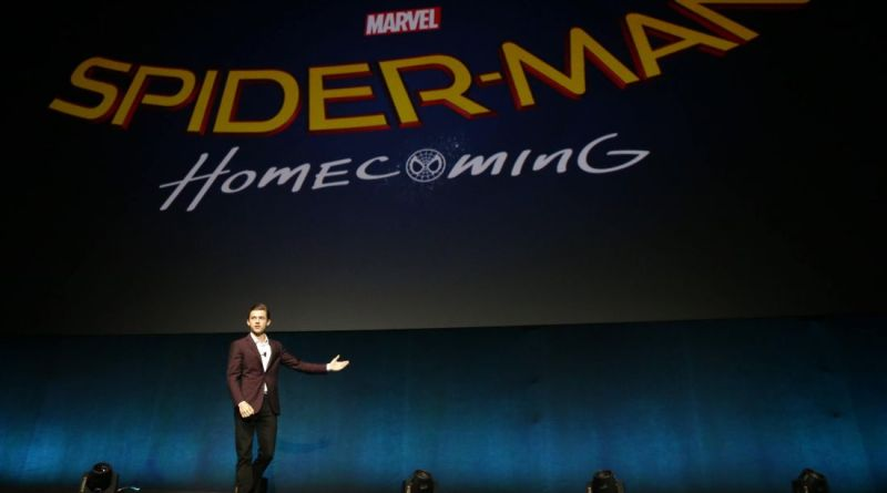 spideman homecoming