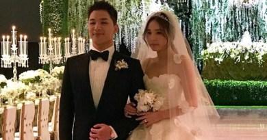 #DopeWeddingCongratz, pernikahan Taeyang-Min Hyorin yang menggembirakan.