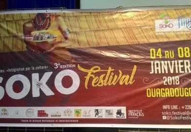 SOKO Festival: La voie de l'internationalisation de nos artistes-musiciens