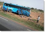 Burkina Faso: Accident mortel sur l'axe Gaoua-Ouaga.